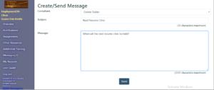 clientcreatesendmessage